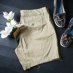 🌼J.crew Broken-in Boyfriend shorts